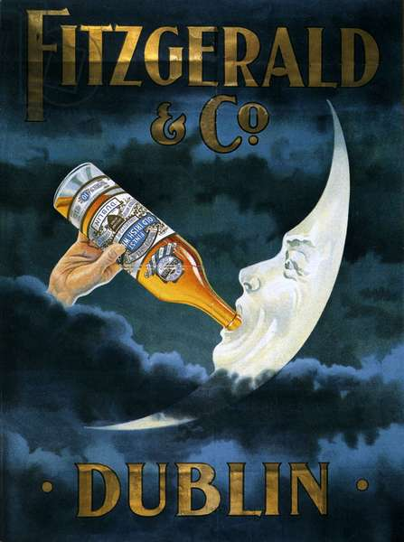 Fitzgerald and Co Poster, UK, 1910s