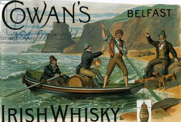 Cowan's Poster, UK, 1890s
