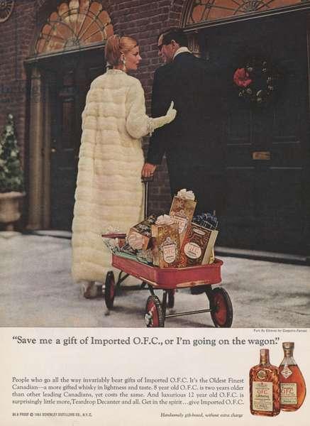 OFC Magazine, advert, USA, 1960s