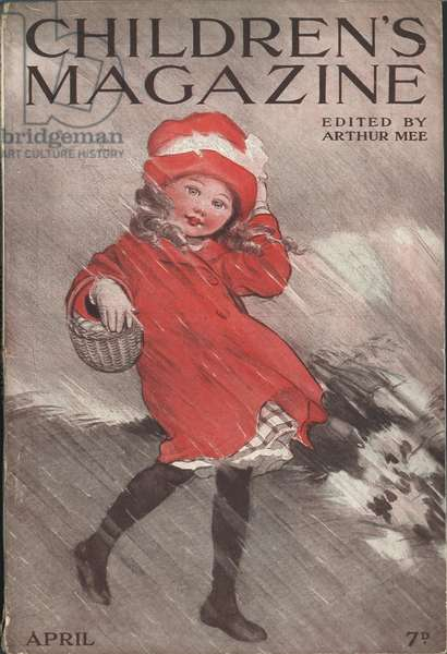 Childrens Magazine Magazine Cover, UK