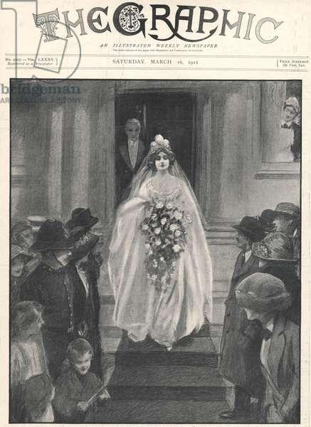 The Graphic Magazine Cover, UK, 1910s