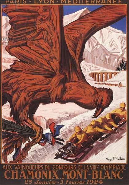 JO de Chamonix Mont-Blanc