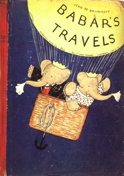 BabarÕs Travels by Jean de Brunhoff