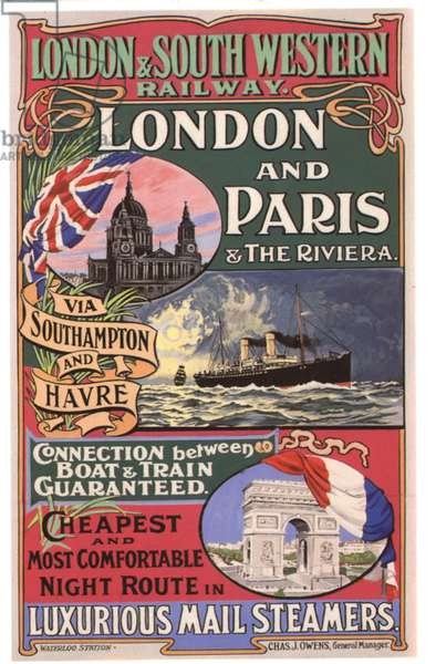 London and South Western Railways
