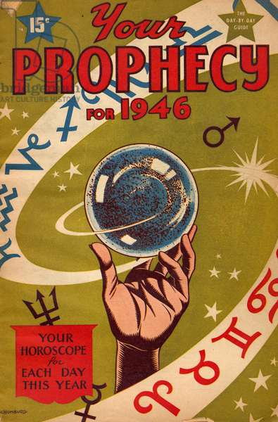 Your Prophecy Book Cover, USA, 1940s