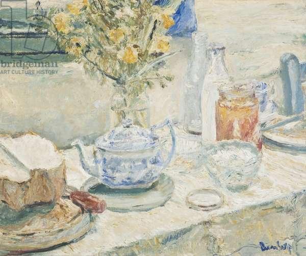 My New Teapot, c.1942 (oil on canvas)