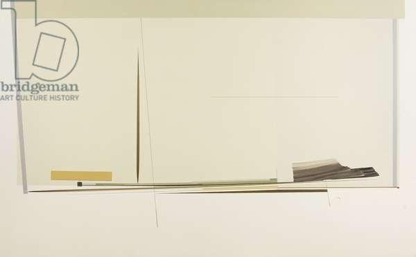 Upwards, 1979 (acrylic on canvas)