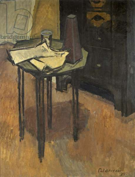 The Table, 1932 (oil on canvas)