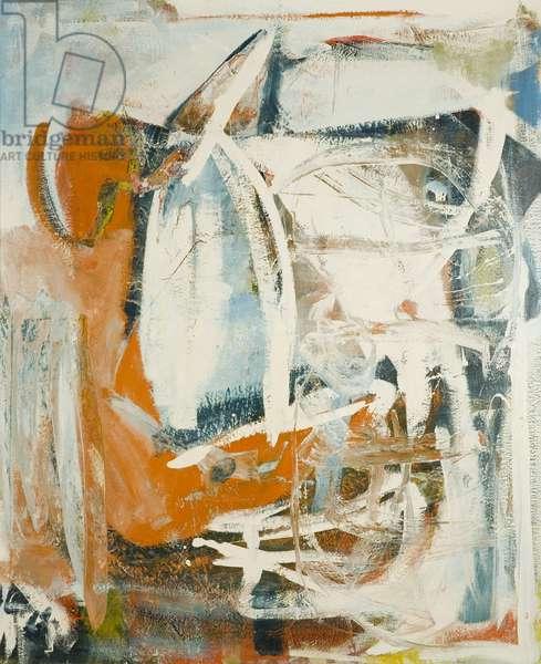 High Moor, 1962 (oil on canvas)