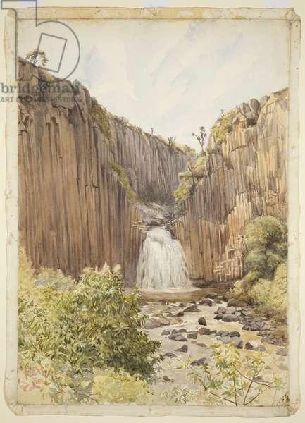 Waterfall at Regla (w/c)