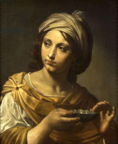 Sibilla (oil on canvas)