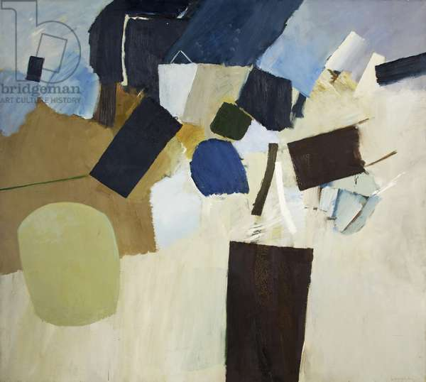 High Easter, 1960 (oil on canvas)
