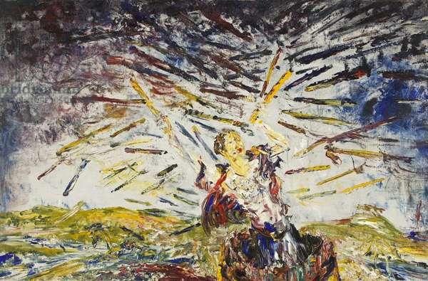 Humanity's Alibi, 1947 (oil on canvas)