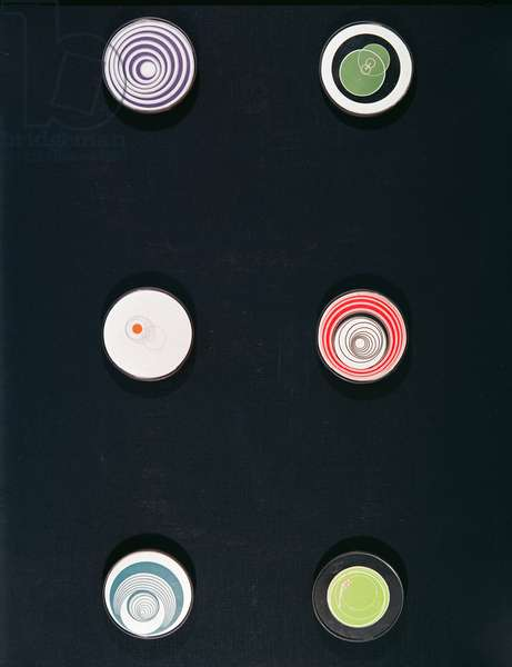 Rotoreliefs (optical discs) (see also 10495)