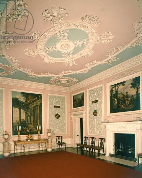 Dining room furniture, 1767