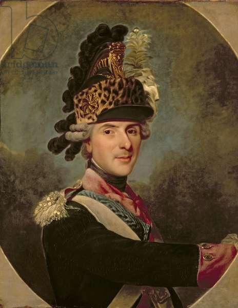 The Dauphin, Louis de France, 1760's (oil on canvas)