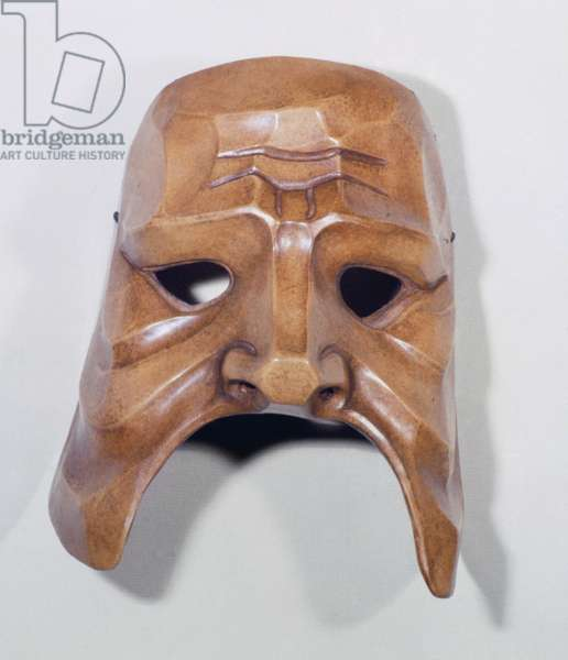 Commedia dell'Arte Mask, 1965