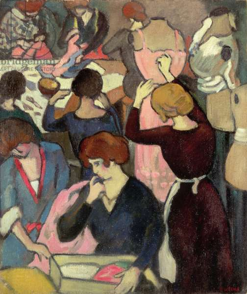 The Dressmakers, 1922