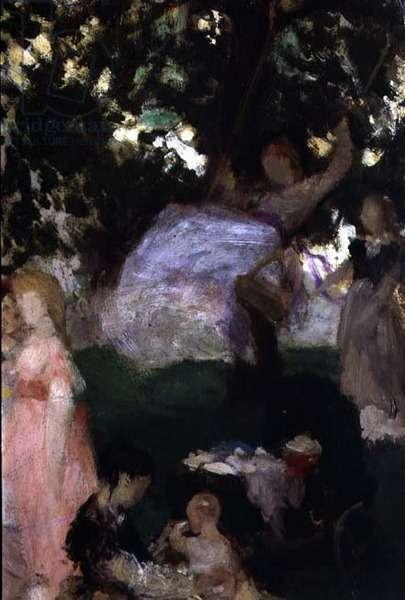 The Swing, 1869