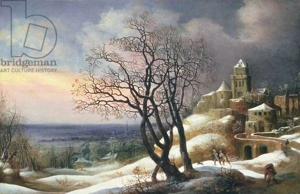 Winter Landscape, 17th century
