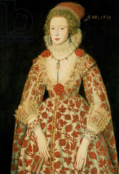 Portrait of a Lady, 1619
