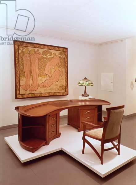 The Jugendstil Room (photo)