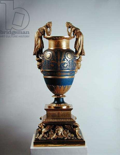 Large 'Gossip' Vase, 1808