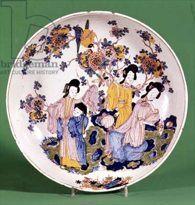 Delftware, early 18th century