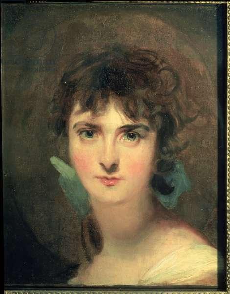 Portrait of Sally Siddons (1775-1803)