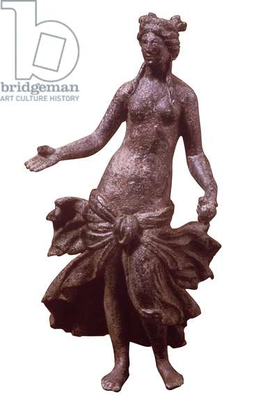 Statuette of Venus, late 1st or 2nd century AD (bronze)