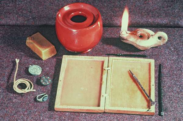 Roman writing materials  44 BC to AD 400