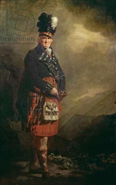The MacNab (oil on canvas)