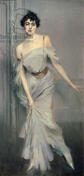 Madame Charles Max, 1896 (oil on canvas)