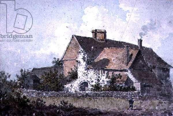 Higham Abbey near Rochester