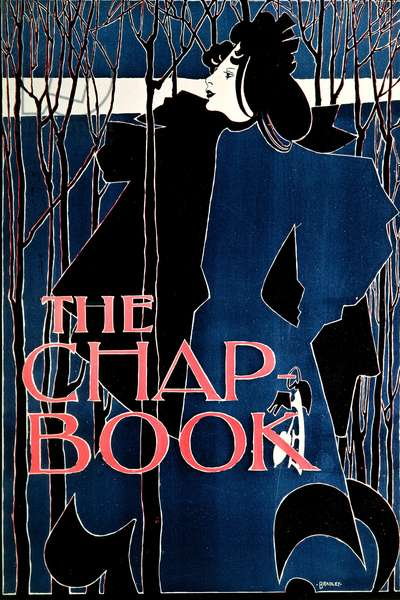 """Poster advertising """"The Chap Book"""""""
