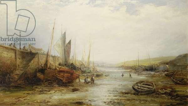 Peel Harbour, c.1890