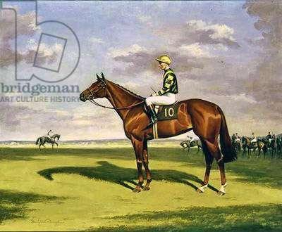 Man on Horseback No.10