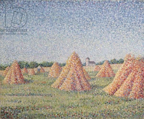 The Harvest, 1890
