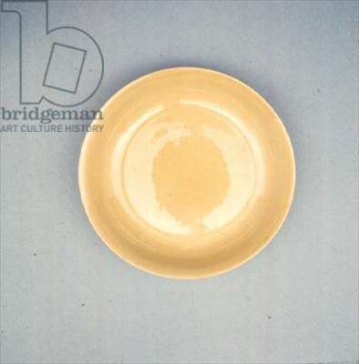 Imperial yellow bowl, Hung-chi period (1488-1505)