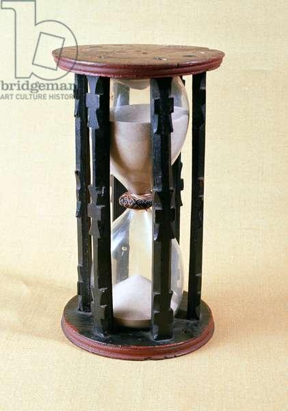 Sandglass, 17th century