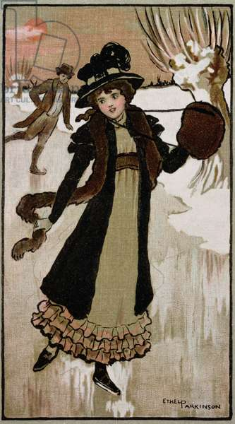 Expectancy, Victorian card