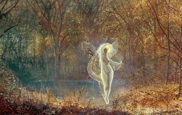 Autumn, 1871 (oil on canvas)