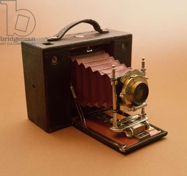 Kodak No.3 camera, 1901