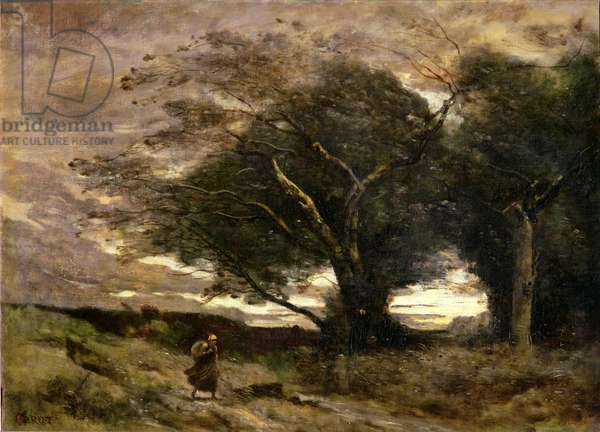 Gust of Wind, 1866