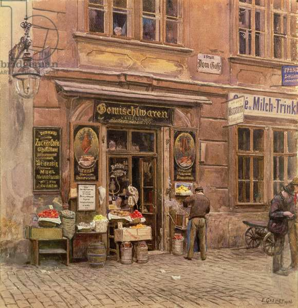 The General Store, Vienna, 1906