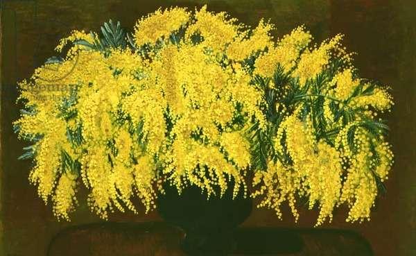 Mimosas, 1938