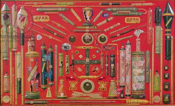 Fireworks, 1930-1