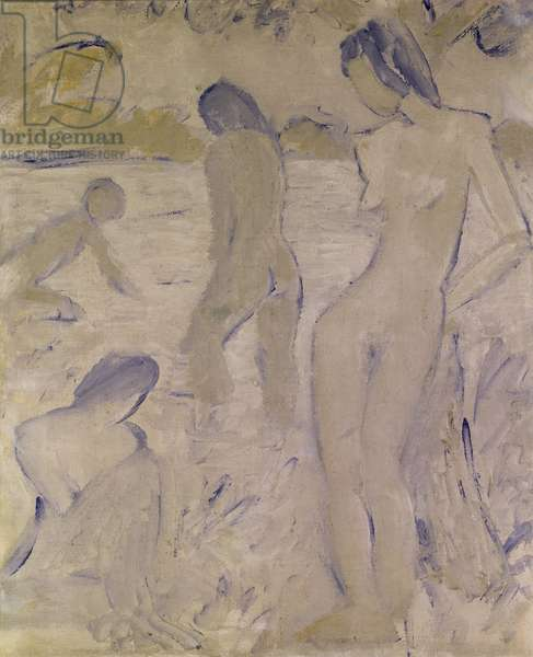 The Bathers, 20th century