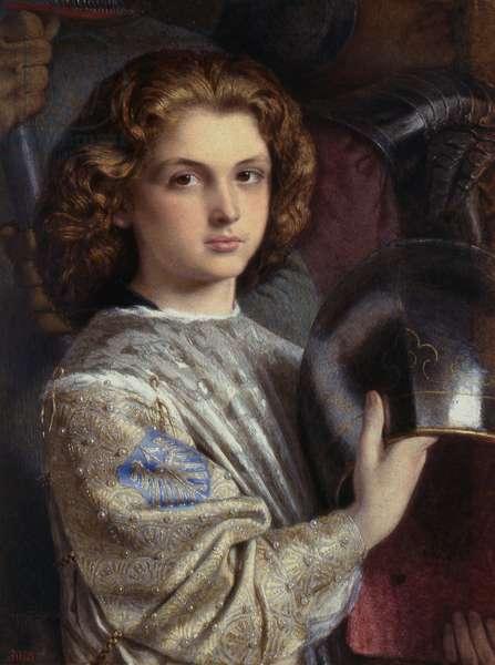 The Knight's Esquire (l'Ecuyer)