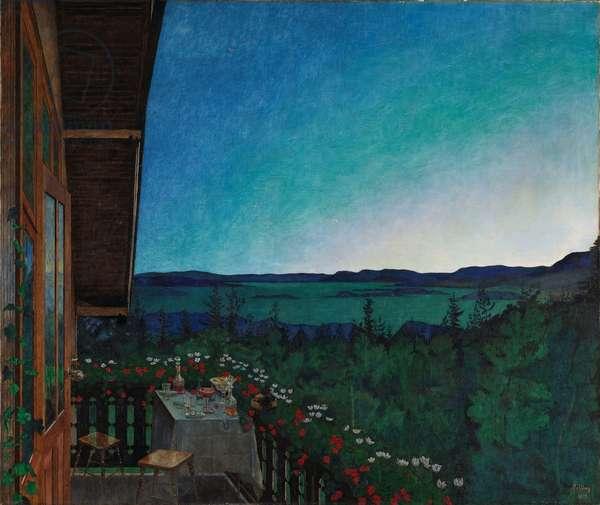 Summer Night, 1899